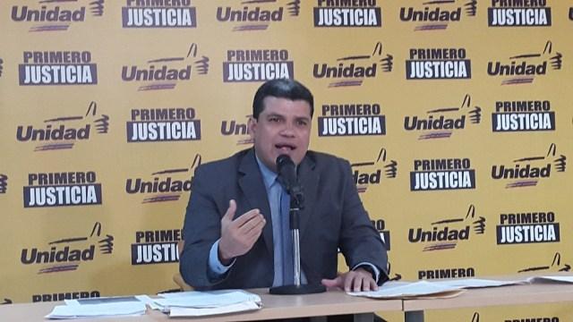 Luis Parra. Foto NDP
