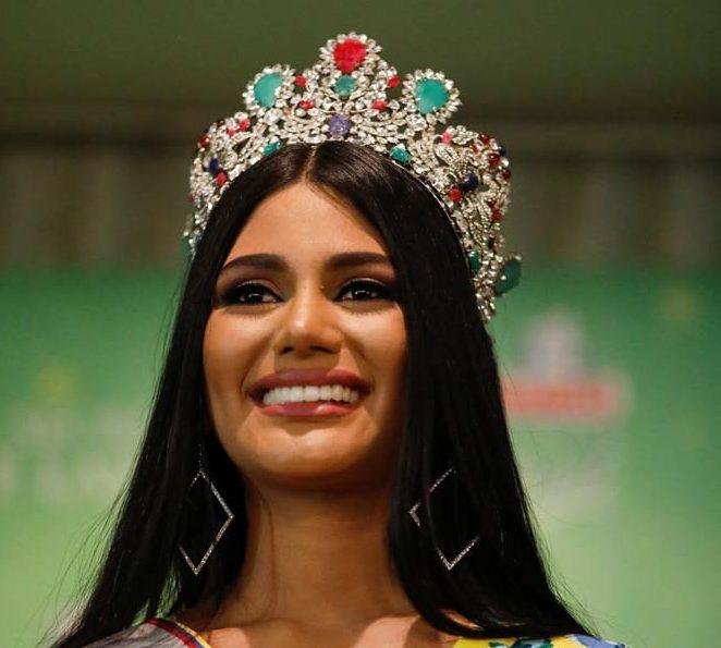 будем спорить мисс мира венесуэла фото карнизных