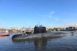 Detectan una señal importante en el Atlántico durante búsqueda de submarino