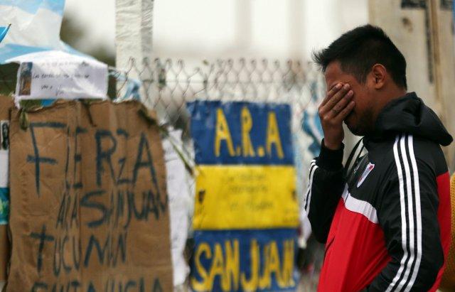 REUTERS/Marcos Brindicci