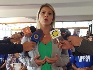 Griselda Reyes: Baruta no está quebrada tiene ausencia de gerencia
