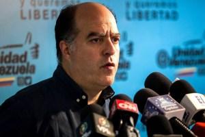 TSJ ordena la detención del diputado Julio Borges