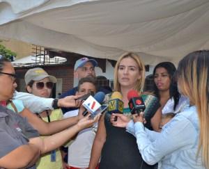 María Yáñez: Como mujer güaireña no me siento representada con esos planes de gobierno