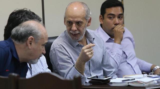 Conmebol Carlos Chávez