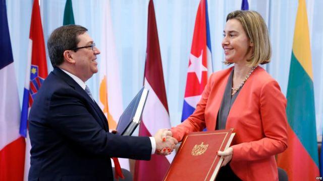 EU-Cuba