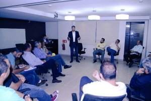 Ferreira gerenciará a Lechería en alianza con gremios y organizaciones locales