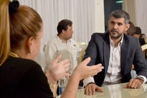 Manuel Ferreira plantea construcción de un mercado municipal en Lechería
