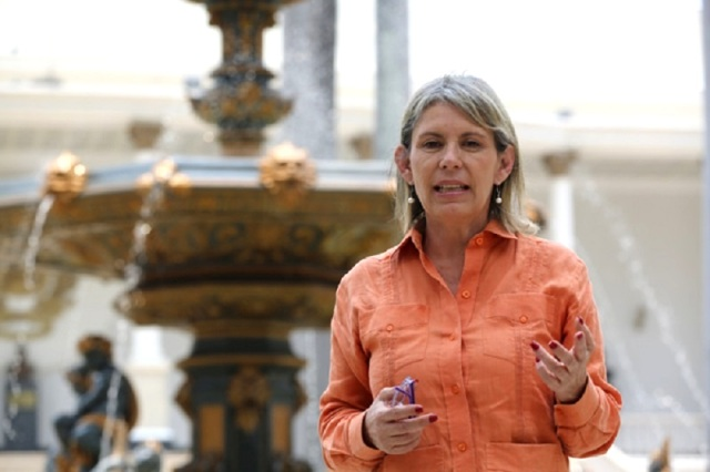 Diputada Lozano denuncia muertes por paludismo