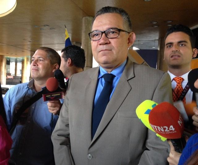 Enrique Marquez en CNE 20171031