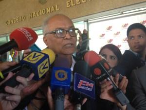 Vicente Bello denunció que el CNE manipula las postulaciones de candidatos a alcaldes