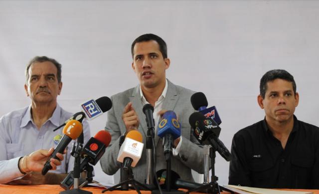 Diputado Juan Guaidó