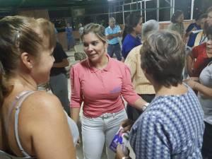Griselda Reyes: La inflación sólo se combate con producción nacional
