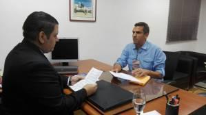 Omar Villalba exige al CNE restituir centros electorales