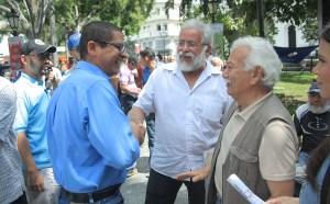 Nicmer Evans comienza oficialmente su campaña por la Alcaldía Libertador