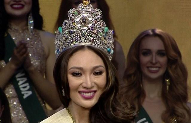 Karen Ibasco la Miss Earth 2017