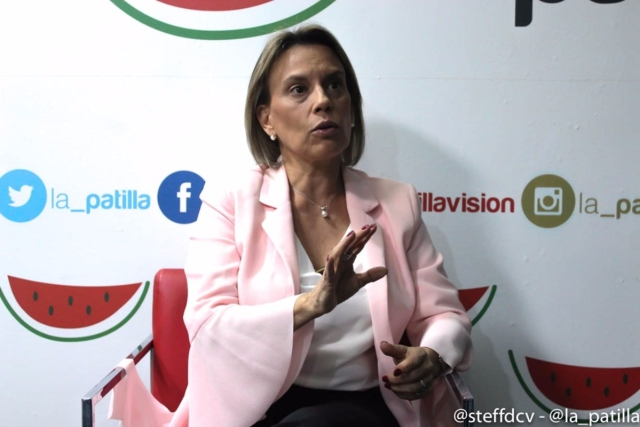 Lilia Camejo (Foto archivo)