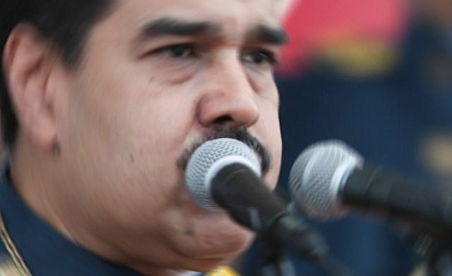 Maduro-desenfocado