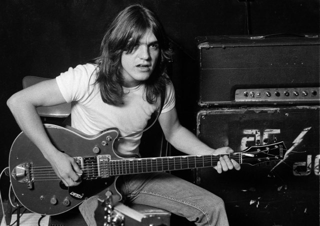 Guitarrista Malcom Young / Foto: AC/DC Facebook