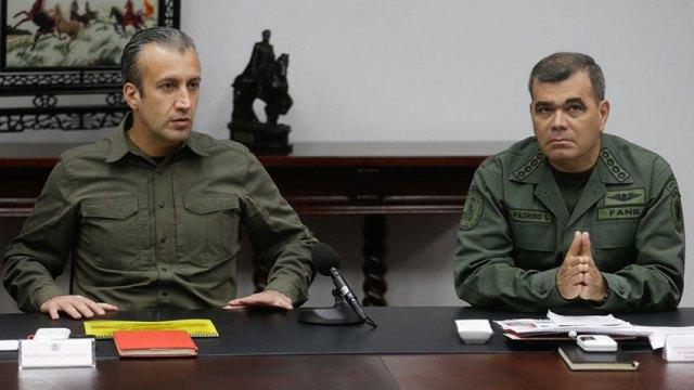 Padrino López  El Aissami