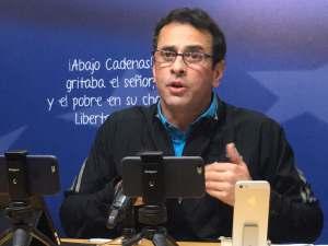 Capriles: Marlon Díaz es el nuevo presidente de la FCU en UC