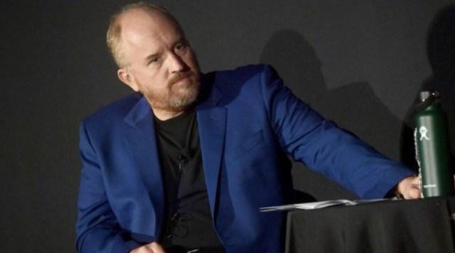 El humorista Luis C.K. canceló el estreno de su última película (Foto: Getty Images)