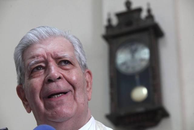 Jorge Urosa Savino (Foto Manuel Sardá)