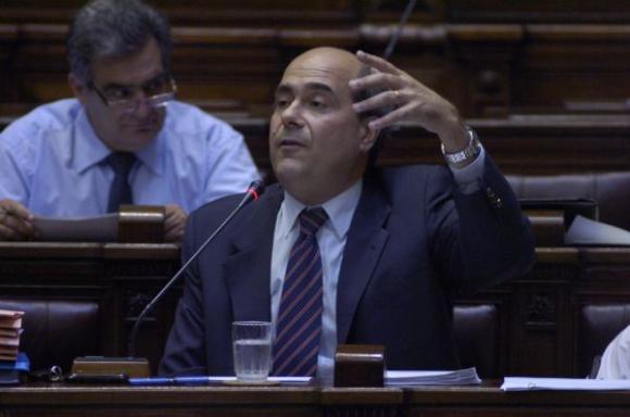 El diputado uruguayo Pablo Abdala (Foto: elpais.com.uy)