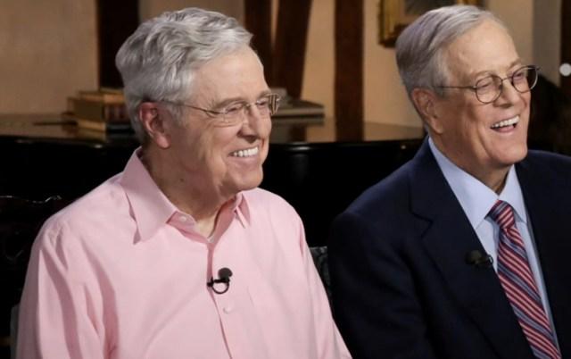 Los hermanos Koch