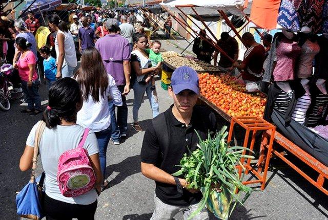 Mercado de Cabudare en Lara - Foto: Daniel Arrieta