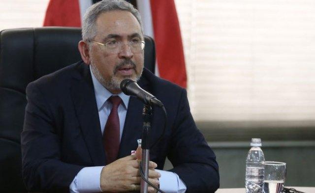 Martínez fue detenido por las autoridades venezolanas acusado por delitos de corrupción, peculado doloso propio y legitimación de capitales relacionados con Pdvsa. Foto: Archivo