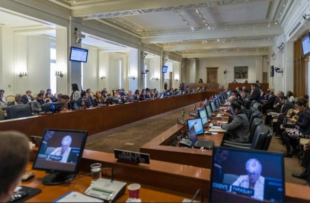 Foto OEA Referencial/Archivo
