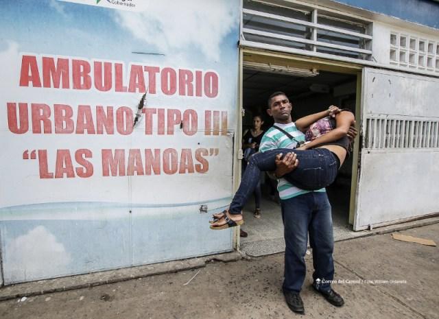 Pacientes con paludismo llegaban desmayados al ambulatorio de Manoa