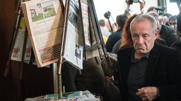 El histórico líder ecologista austriaco Peter Pilz ha renunciado al Parlamento tras un escándalo sexual (Foto EFE)