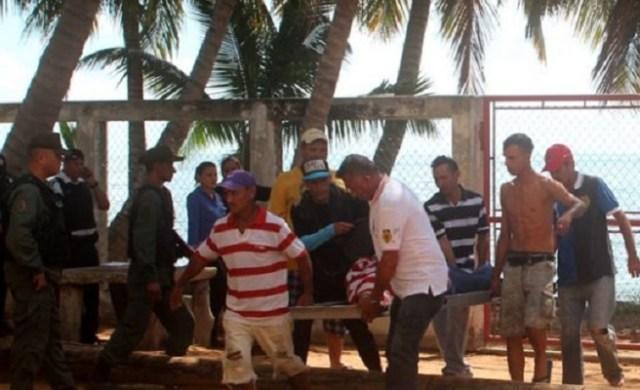 Pescadores // FOTO Archivo Notifalcón