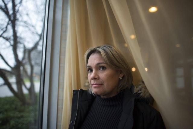 La ex jueza Ralenis Tovar