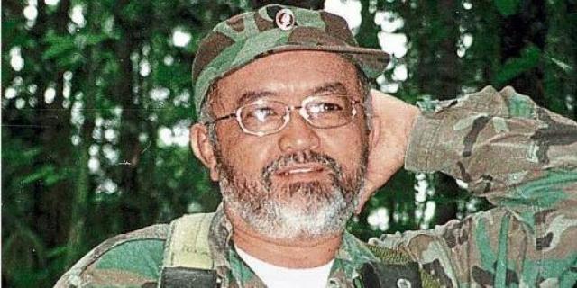 'Raúl Reyes' fue, en 2008, el primer gran jefe de las Farc muerto en combate. Foto: Archivo