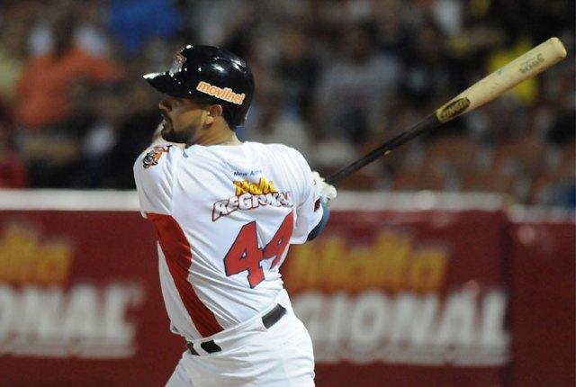 Francisco Arcia de los Tigres de Aragua // FOTO LVBP