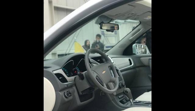 Una de las principales modificaciones para los papamóviles que serán llevados al Perú es que solo contarán con un asiento arzobispal; todos los anteriores llevaban dos. (Alonso Salinas/difusión)