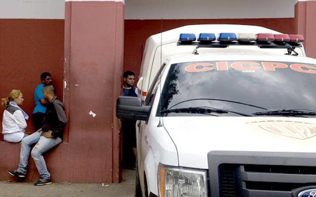 Maracaibo Venezuela 12/10/2015 Zulia SUcesos Foto referencial de la fachada de la morgue de la Escuela de Medicina de LUZ