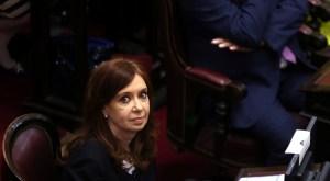 Llega la hora de sentarse en el banquillo para Cristina Fernández de Kirchner