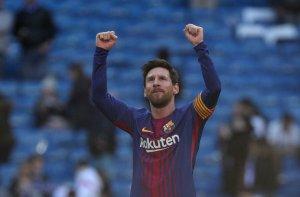 """El """"rey Leo"""" deslumbra a tres meses del Mundial de Rusia"""