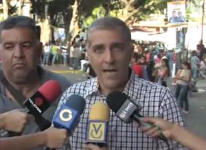 Pedro Pablo Fernández: 70% de las unidades de transporte están paradas en Baruta
