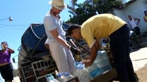 Carlos Lozano: Nuestro pueblo es sometido a la peor crisis del agua