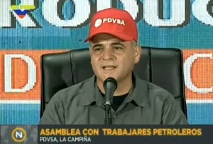 El chiste del día: Manuel Quevedo pide auditoría de Pdvsa después que se destapó la olla