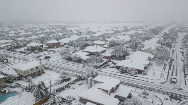 Nevada en Houston. Foto @JeanSuriel