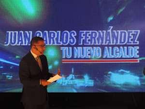 Juan Carlos Fernández al presentar su plan de gobierno: Somos la opción en defensa de Maracaibo