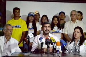 Candidato a la alcaldía de Lechería rehabilitará clínica municipal
