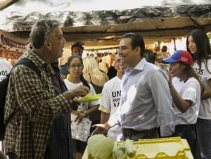Darwin González invita a seguir en Baruta el ejemplo de Sucre