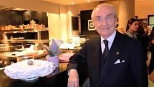 Muere Gualtiero Marchesi, el padre de la nueva cocina italiana