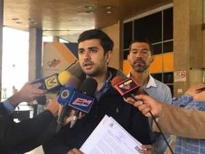Candidato Robert García exigió al CNE acompañamiento internacional en las elecciones Municipales
